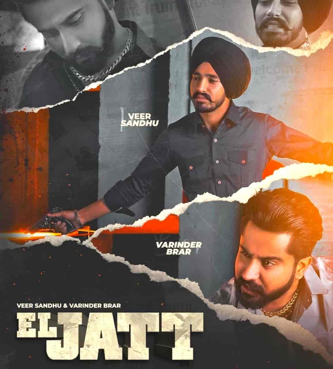 El Jatt Punjabi Song Lyrics Varinder Brar