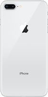 apple iphone 8plus png transparent images - newstrends