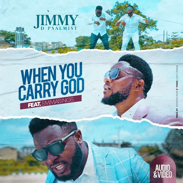 Jimmy D Psalmist Drops - 'When You Carry God' Feat. Emmasings [+Official Music Video] || @jimmydpsalmist @emmasings14