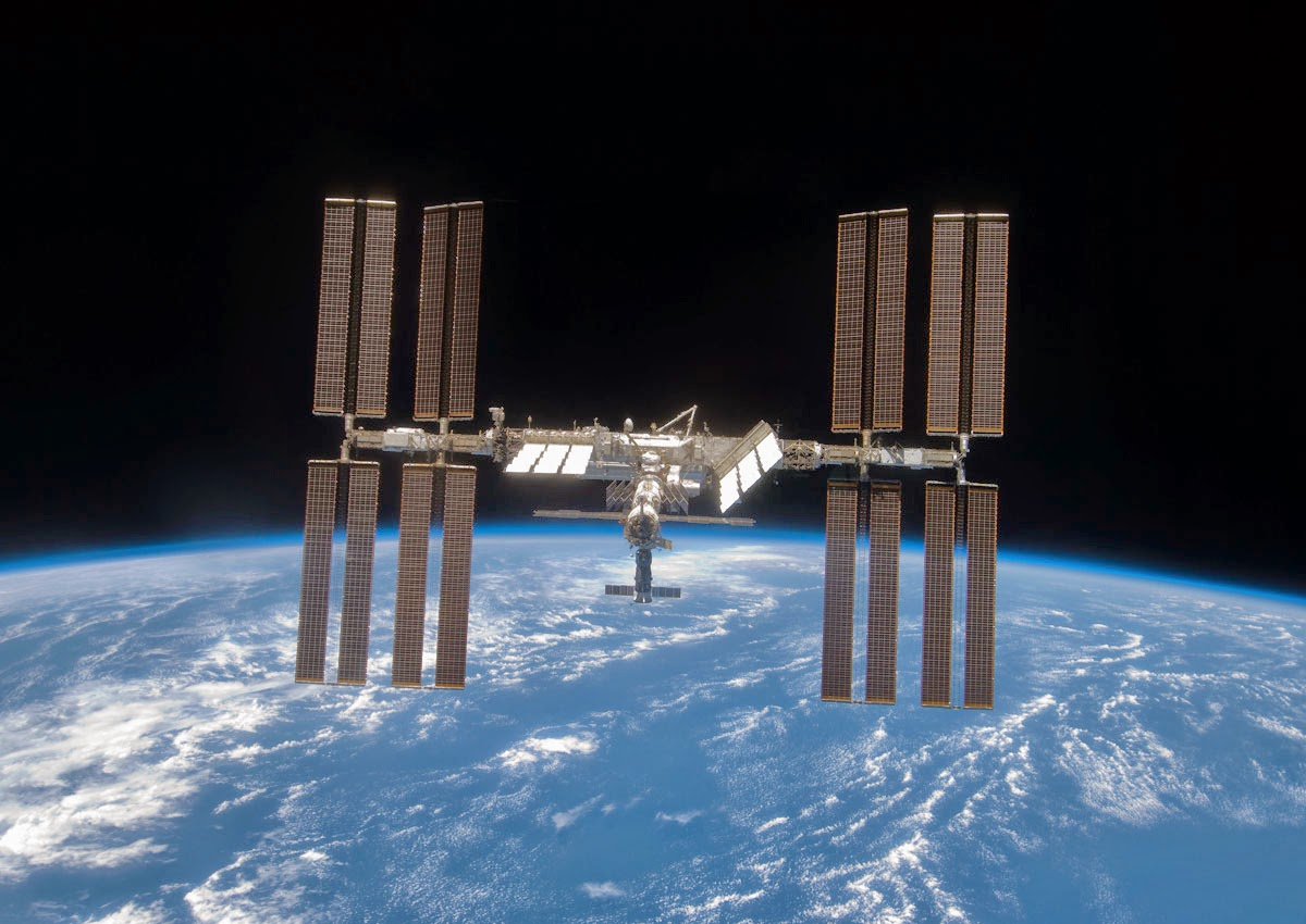 ustream iss space station - photo #20