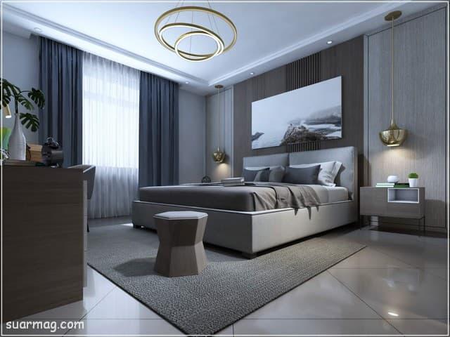 غرف نوم مودرن 5 | Modern Bedroom 5