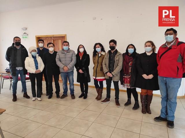 Municipio de Purranque presentó su cartera de proyectos