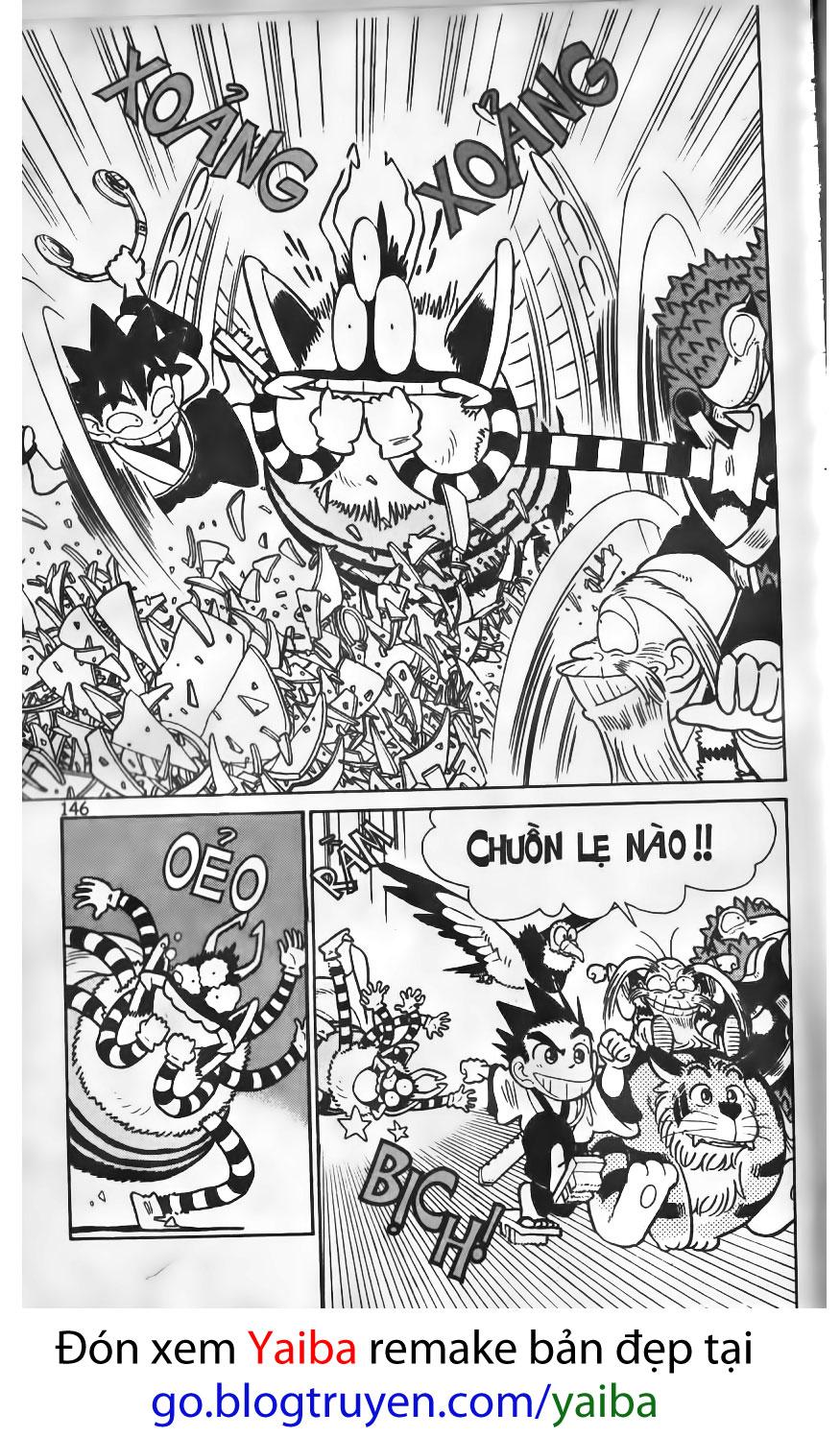 Yaiba chap 27 trang 17