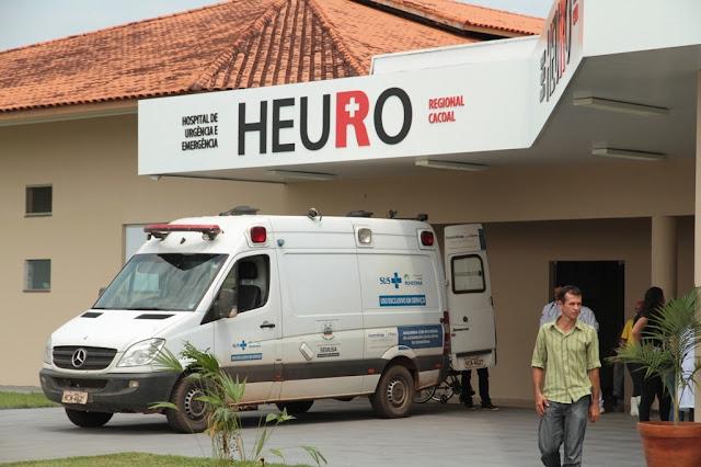 Enfermeira denuncia falta de EPI no Heuro para trabalhar em Cacoal (Equipamento de Proteção Individual)