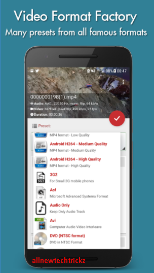 Convert Video to Audio Best Android App for Free