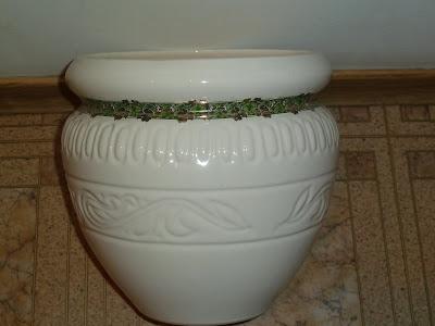 керамические горшки для цветов
