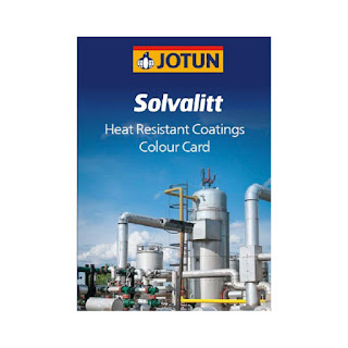 Jotun Heat Resistance Coating Paints Surabaya
