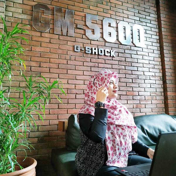 G-SHOCK GM-5600 Tampilan Premium Cocok Berbagai Gaya Fashion