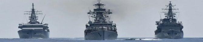 INS Shivalik, Kadmatt At Brunei In Pursuance of India's 'Act East' Policy