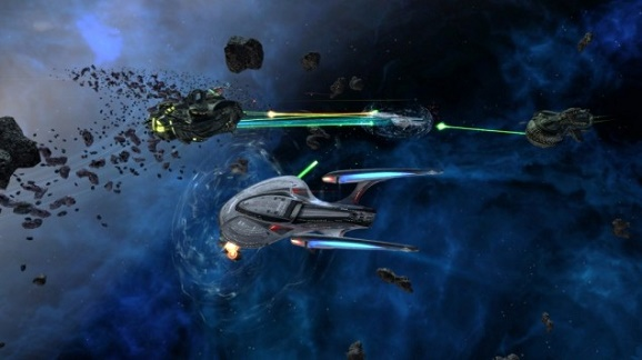 Star Trek On-line Menuju Xbox One serta PlayStation 4