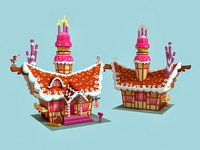 Quirky Artist Loft Papercraft My Little Pony Sugar
