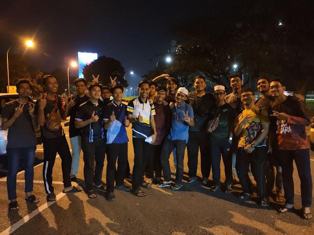 Projek Berbakti Anak Yatim di Rumah Kanak-kanak Tengku Badriah, Cheras (SQUKM)