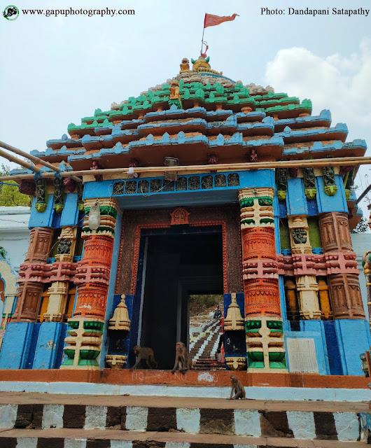 Singhadwara of Maa Taratarini Temple