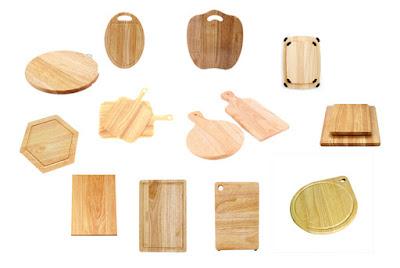 thớt ghép solid gỗ cao su