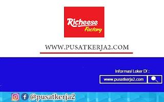Lowongan Kerja PT Richeese Kuliner Indonesia November 2020