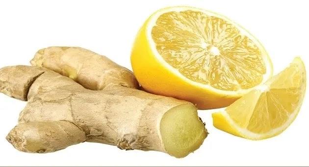 فوائد الزنجبيل مع الليمون والعسل: شراب القوة
