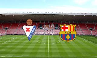 موعد مباراة برشلونة وايبار القادمة والقنوات المفتوحة الناقلة في الدوري الإسباني