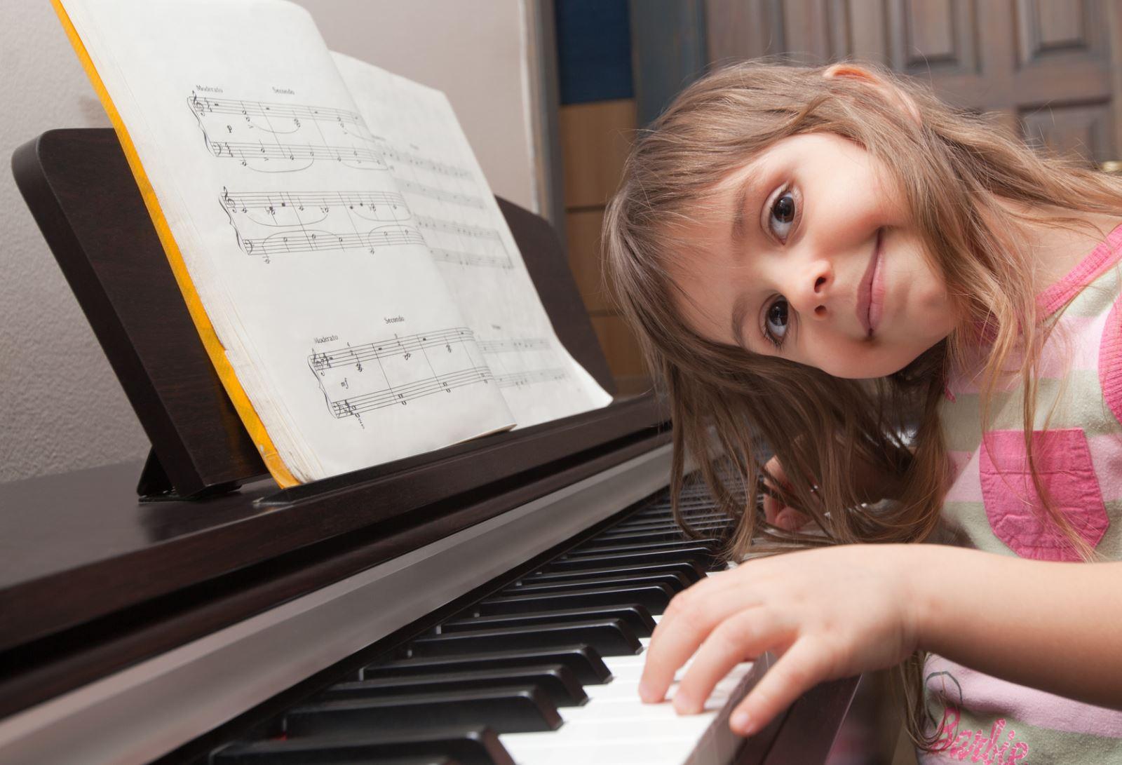 Độ cảm ứng đàn Piano điện
