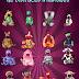 26 plantillas de disfraces infantiles para Photoshop