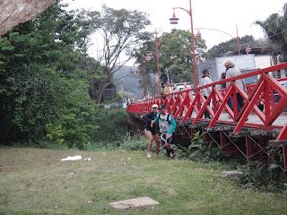 Momentos finais XC Run Itaipava 2015