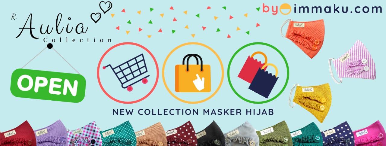Banner Katalog Aulia Collection by Immaku.com