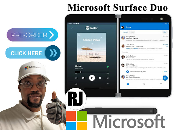 New: Microsoft Surface Duo - Available for Pre Order [RJOVenturesInc.com]