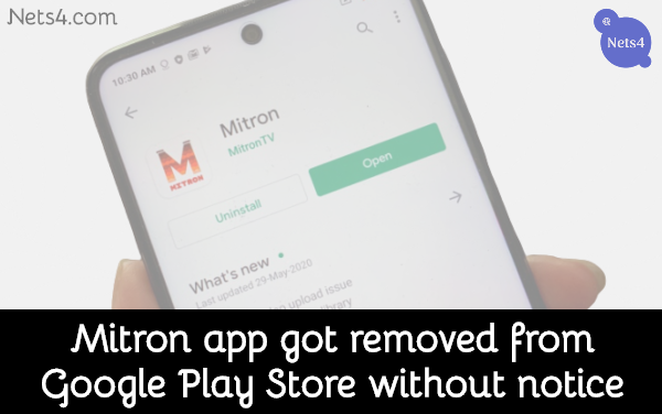 The rise and fall of Mitron app; got removed from Google Play store