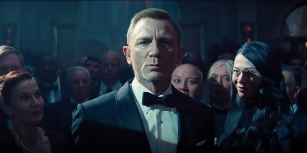 No Time to Die : James Bond new trailer released