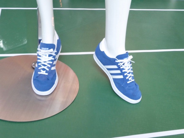 Battle Sexes Billie Jean King tennis shoes