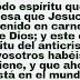 1 Juan 4:3