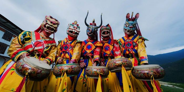 Summer-Festivals-of-Bhutan
