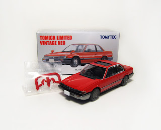 Tomica Limited Vintage NEO LV-N145a Honda Prelude XX
