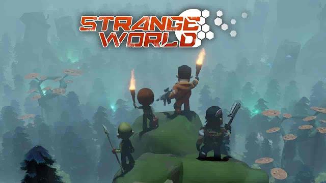 Strange World V1.0.10 MOD APK – PARA HİLELİ