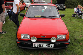 Fiesta XR2 D562NOV