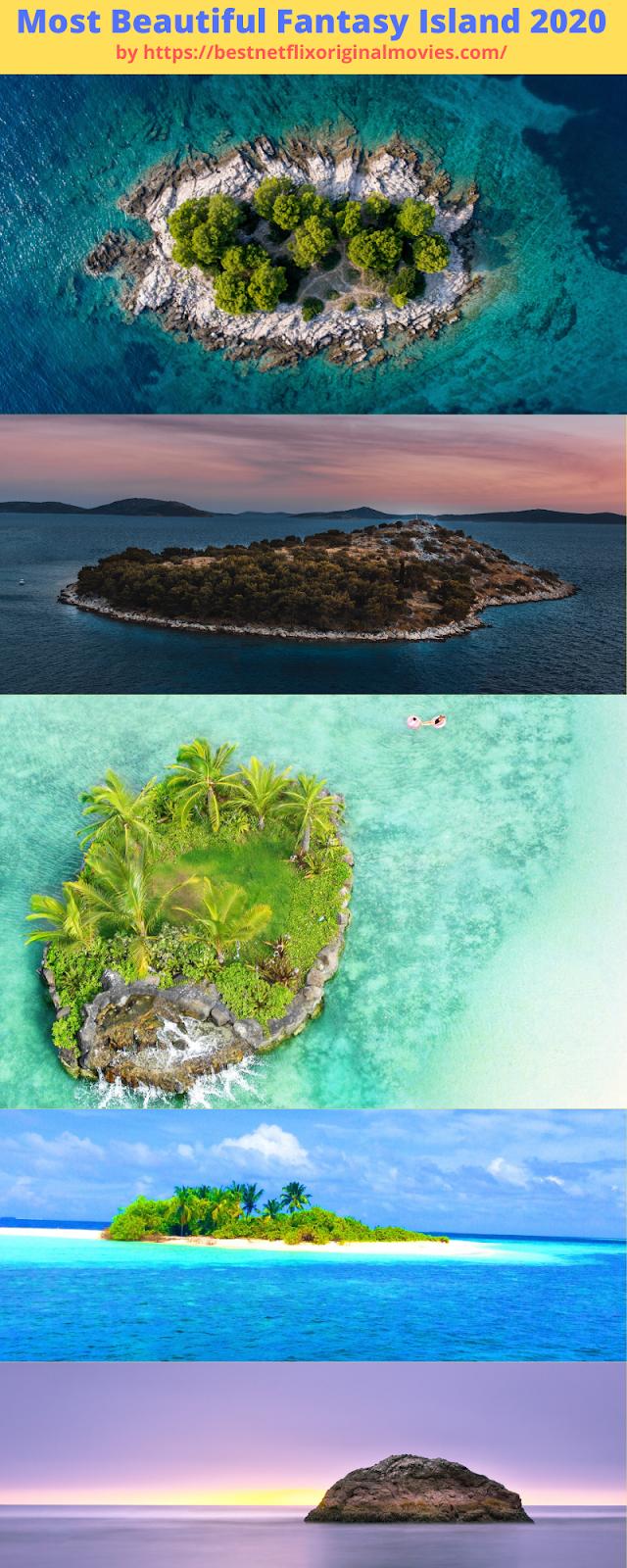 Most beautiful Fantasy Island 2020, [BEST REVIEW] Netflix Fantasy Island 2020 |The horror Movie