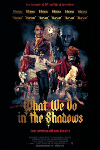 What We Do in the Shadows [2014] [DVDR] [NTSC] [Latino]