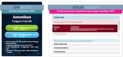 SKTP sudah Muncul Segera Cek Datanya Di Info GTK Tahun 2021