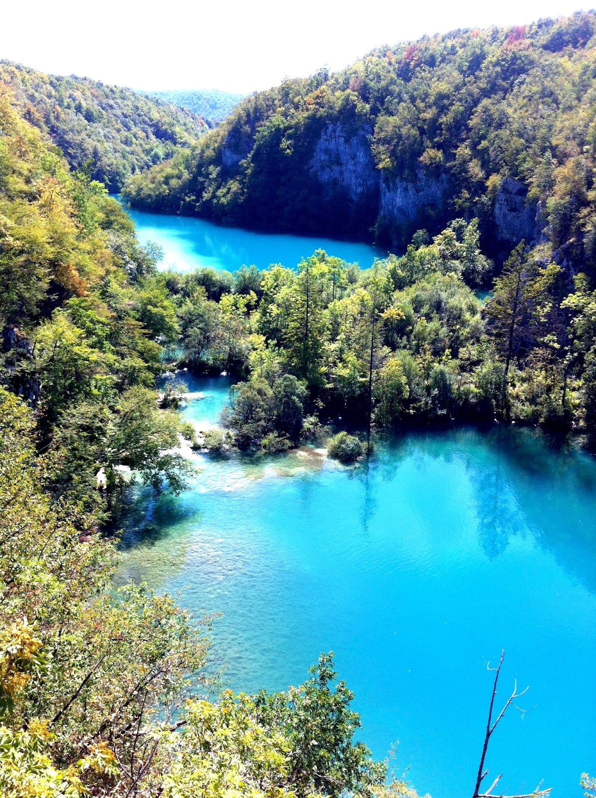 Plitvice Lakes National Park: Travel Sabbatical: Plitvice Lakes In Croatia, The Most