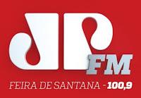 Rádio Jovem Pan FM 100,9 de Feira de Santana BA