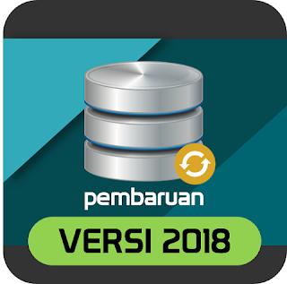 Aplikasi Dapodikdasmen Versi 2018 Tahun Pelajaran 2017/2018 Semester 1