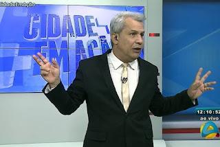Título de cidadão paraibano para Sikêra Jr. é rejeitado na Assembleia Legislativa