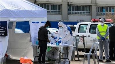 38 إصابة ولا وفيات بكورونا بآخر 24 ساعة فى اسرائيل