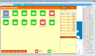 Restaurant Management Software with aa la carte, Fastfood Touch POS Management System Ready to Download, Easy to Use.