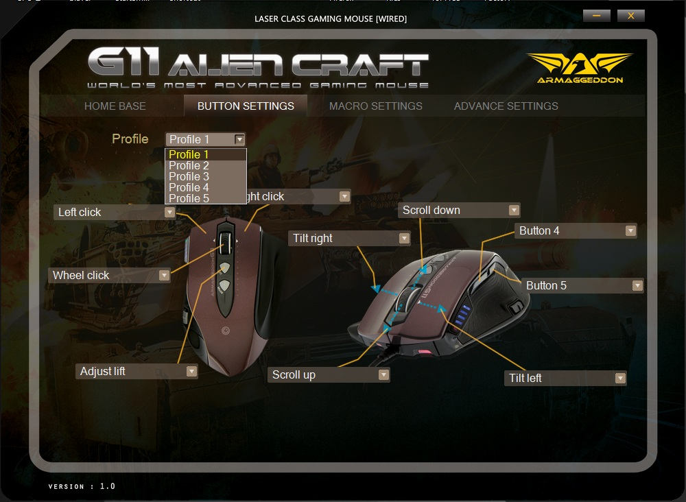Unboxing & Review: Armaggeddon G11 Alien Craft Gaming Mouse 78