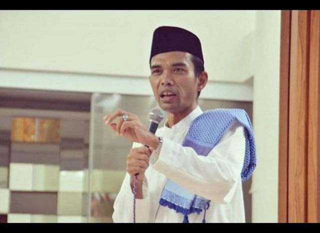 GNPF-U: Direkomendasikan Jadi Cawapres, Abdul Somad Bilang Insya Allah
