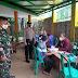 Polsek Panumbangan Menyelenggarakan Gerai Vaksin di Madrasah Bhakti Ihwan