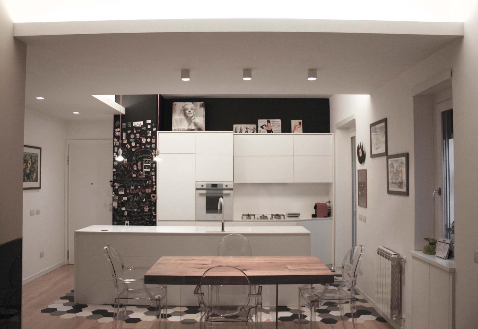Illuminazione a binario per cucina illuminazione led casa