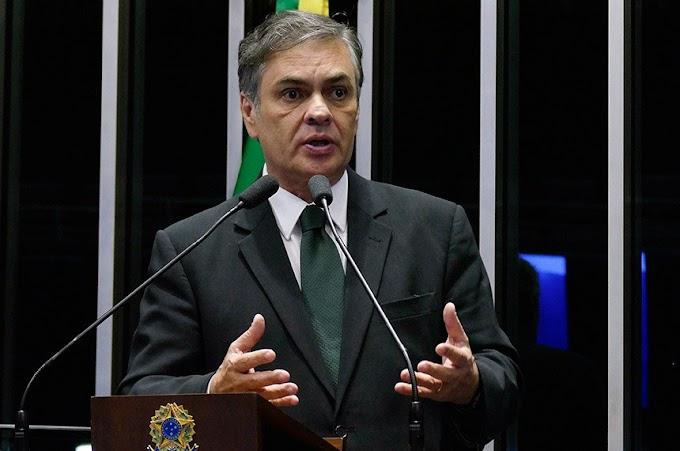 Justiça Federal condena Cássio a devolver valores recebidos acima do teto