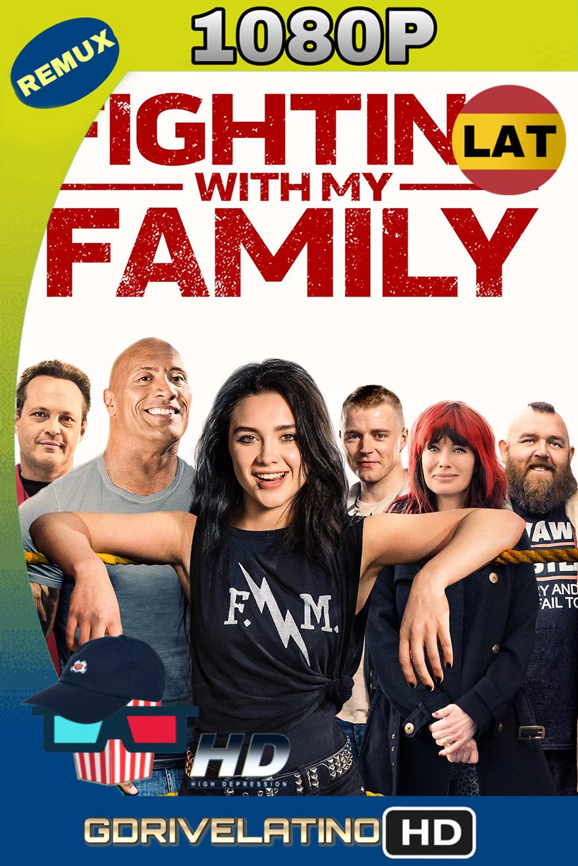 Luchando con mi familia (2019) REMUX 1080p (Latino-Inglés) MKV