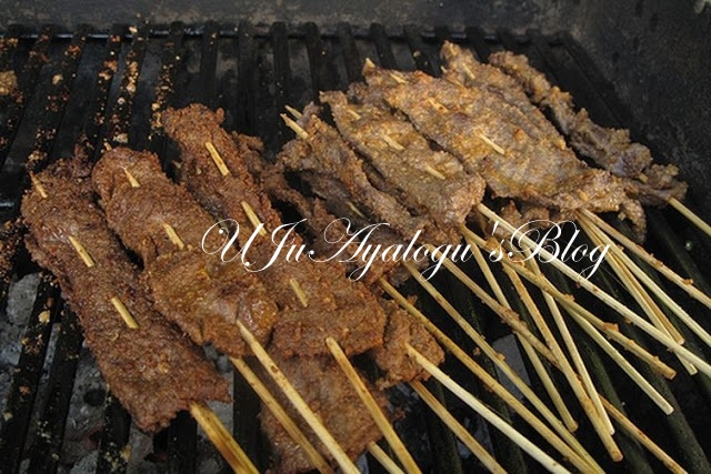 Police warns Nigerians to avoid Suya, bottled or sachet water from unknown persons